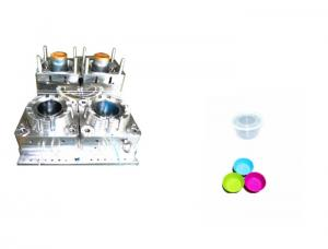 China Transparent / Colorful Plastic Mould Maker , Plastic Bowl Multi Cavity Injection Molding on sale