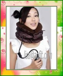 China inflatable neck traction collar on sale