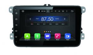 China Universal VW Car DVD Player Professional Car Os Android  Screen Resolution 1024*600  on sale