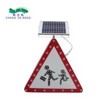 Solar road safety led warning chevron sign traffic road warning sign arrow sign