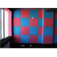 Acoustic Foam Panel Fire Sound Absorbing Foam For Recording Studio Decorative