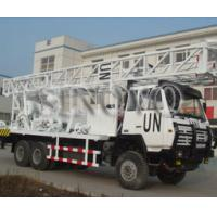 SNR-1000C Waterwell Drilling Rig Drilling Capacity Aperture 500mm Depth 1000m