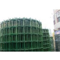 China PVC Coated Green Wire Mesh Fencing Low Carbon Steel For Animal Protection on sale