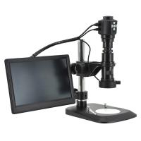 Digital Lcd Hdmi Scanning Electron Microscope Mini Size With Ce Rohs Certificate