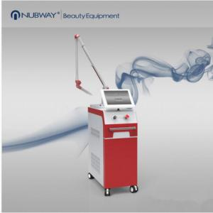 China Q-t Switched N-D Yag Laser Machine for tattoo removal and skin rejuvenation on sale