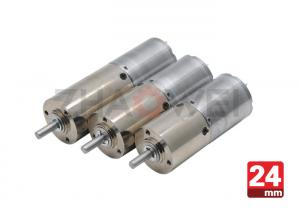 China 12V DC Gear permanent magnet brushed dc motor Commutation for Medical Pump on sale