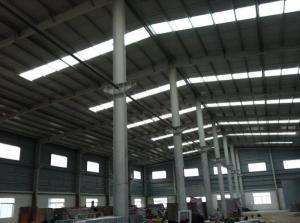 China Lightweight Steel Structures , High Strength Steel Structure Building For Homes on sale