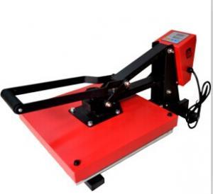China Machine manuelle de type européenne de presse de la chaleur dans 38*38cm on sale
