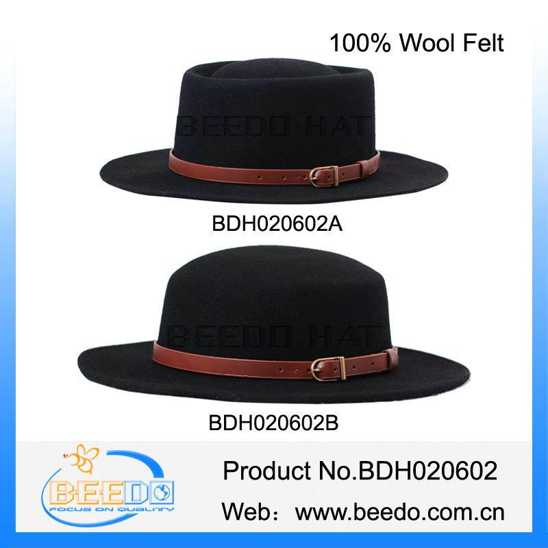 4392bc204a36e High quality amish fedora pork pie hut hat for sale – Pork pie ...