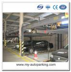 Made in China High Quality 2 Level Automatic Car Parking System