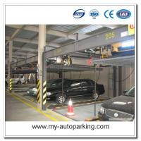 China Made in China High Quality 2 Level Automatic Car Parking System on sale