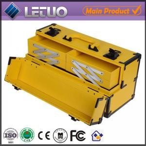 China LT-MCP0140 online shopping new product aluminum bag combination lock cosmetic case on sale