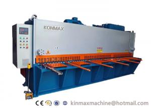 China Swing beam aluminium iron metal steel plate sheet cnc hydraulic shearing machine price on sale