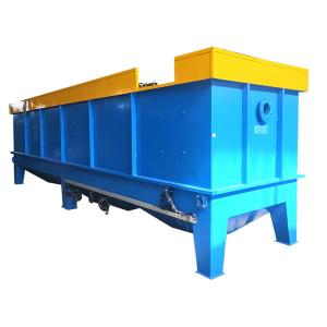 China Activated Sludge Process DAF System Dissolved Air Floatation Unit For Chickens Farm on sale