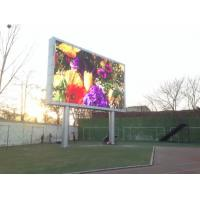 Electronic Signs Dip P16 Outdoor LED Displays , Outdoor Full Color LED Display Billboard