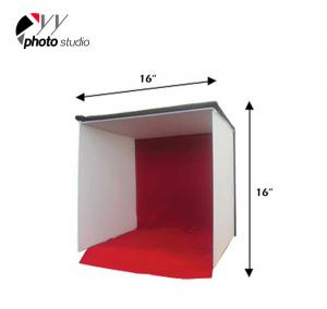 China Photo Studio Easy-Carry Spuare Light Tent In-A-Box YA439 on sale