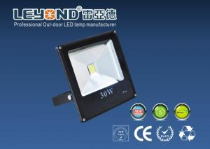 China Outdoor Lighting 80W Waterproof LED Flood Lights With Bridgelux Chip CE RoHS Certificate on sale