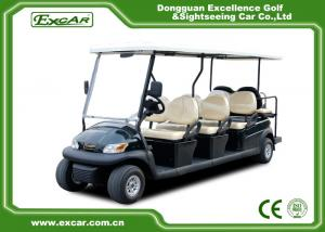 China Comfortable 2 Seater Electric Sightseeing Car ADC 48V 5KW Acim on sale