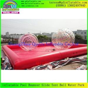 China Amusement Water Park Inflatable Swimmingpool /Giant Swimming Pool For Sale on sale