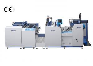 China Easy Operation Hot Lamination Machine High Heating Speed English Language on sale