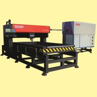 Die board wood CO2 laser cutting machine with with high speed and high precision