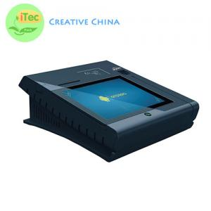 China 10 inch Android  POS terminal android cash register with printer android PDA with NFC on sale
