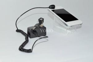 China Mobile Phone Acrylic Alarm Display Holder,acrylic display holder for samsung galaxy note,acrylic display stand for smart on sale
