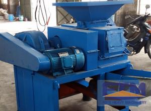 China copper concentrate briquetting machine on sale