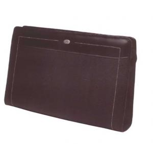 China custom made black leather portfolio-Godeagle leather briefcases for men on sale