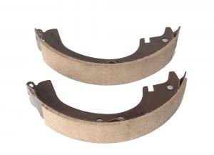 China rear brake shoe replacement for Toyota Camry , Non - Asbestos car brake shoes on sale
