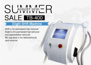 China 8 Inch Portable Laser Hair & Tattoo Removal Machine / Skin Rejuvenation Device on sale