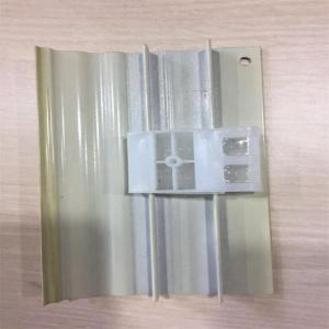 China Skirting Decoration Wood Grain Aluminum Extrusion High Corrosion Resistance on sale