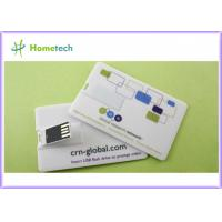 Favorite Gift 1GB Mini Credit Card USB Storage Device & Company Logo Flash Drive USB