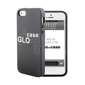 China 2014  Wholesale Custom Logo  PC and TPU Phone  Case  for iPhone 5S on sale