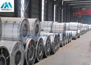 China High Strength Full Hard Galvanized Steel Coil Z275 HDG GI Steel Coil DIN 17162 on sale