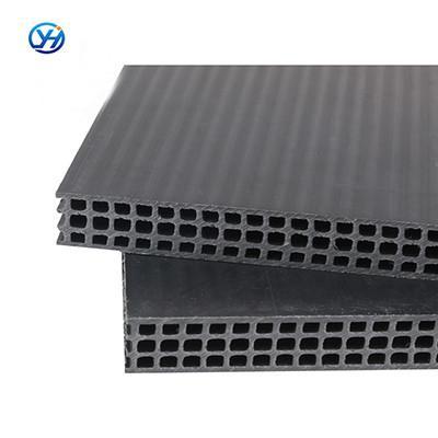 Hollow Plastic Sheet Construction Formwork for Concrete