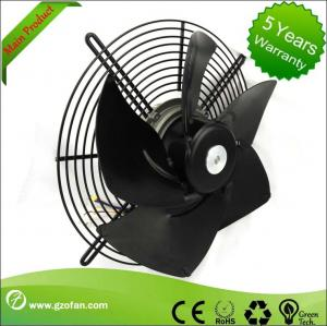 China Industrial EC Motor Axial Fan Blower / Axial Cooling Fan For Protect Environment supplier