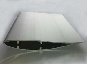 China 6063-T5 Industrial Fan Blade Profile , clear anodized film 15-20um on sale