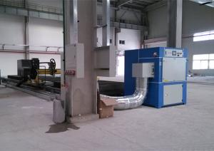 China Metal Process Laser Fume Extraction System, 90㎡ Filter Area Laser Fume Extractor on sale