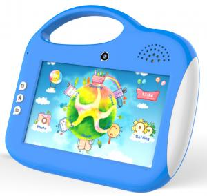 China 5 Inch Android Kids Educational Tablet , Blue / Yellow / Green / Red on sale