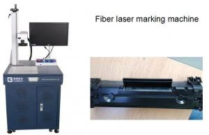 Quality Ink Cartridge Print Laser Part Marking Machines With 1064nm Wavelength for sale