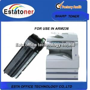 China ARM236 ARM276 PhotoCopy Sharp Copier Toner , AR270FT Sharp Toner Cartridge on sale