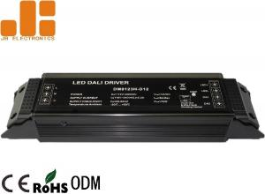 China AC100V - 240V 12v DALI Driver , PWM Signal Dimmable Driver For LED Lights on sale
