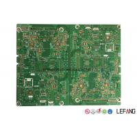 UL approved FR4 OSP Double Sided PCB for Security Data Transmission with Green Solder
