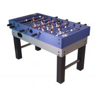 5 feet Football game table wood soccer game table with telescopic play rods