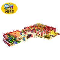 Big Capacity Soft Indoor Playground Equipment European Standard Environmental Protection
