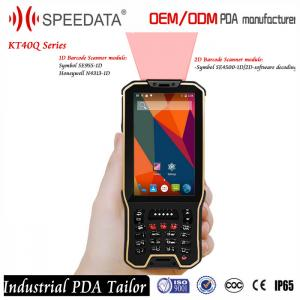China Industrial PDA Android Handheld Barcode Scanner 1D 2D QR for Inventory with Bluetooth , Wifi on sale