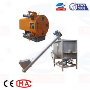 China Polyurethane Insulation Spray Foam Machine In Flotation Circuits 1 - 2Mpa Pressure on sale