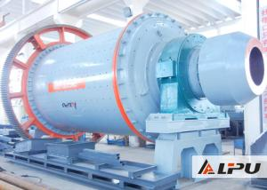 China Low Electric Power Consumption Mining Ball Mill In Tantalum Ore 110KW on sale