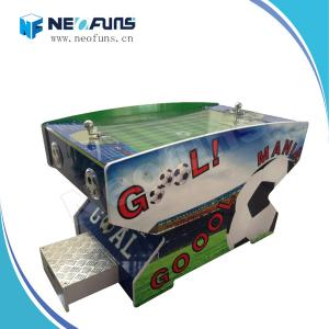 China Goal Mania Redemption Machine NF-R104,Interesting Electronic Games Machine For Kids, Funny Amusement Game on sale